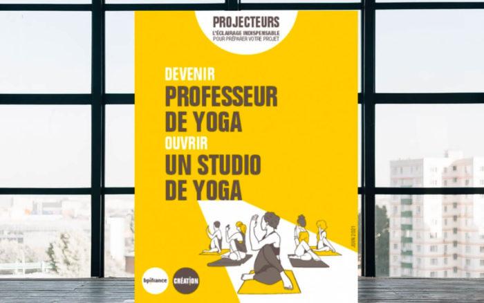 Devenir professeur de yoga